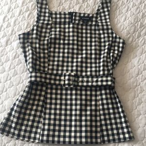 🌻Gingham Top🌻